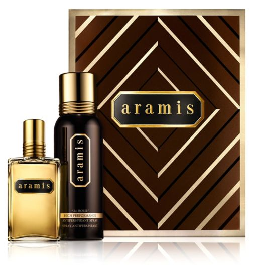 Aramis Classic 60ml + AP Spray 200ml Fragrance Set