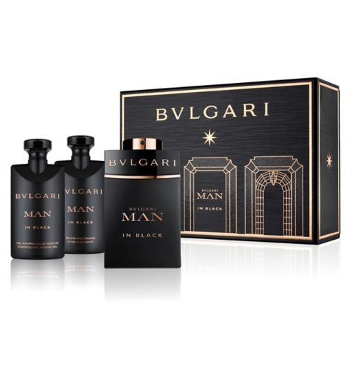 Bulgari Man In Black Eau de Parfum 60ml Gift Set