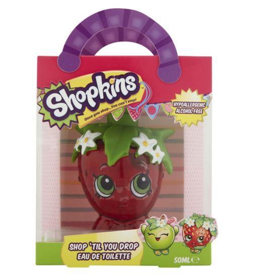 Shopkins Eau de Toilette 50ml gift set