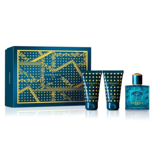 Versace Eros Eau de Toilette 50ml Gift Set