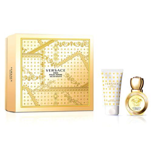 Versace Eros Femme Eau de Toilette 30ml Gift Set