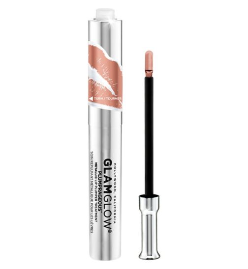 GLAMGLOW Plumperageous™ Metallic Lip Treatment