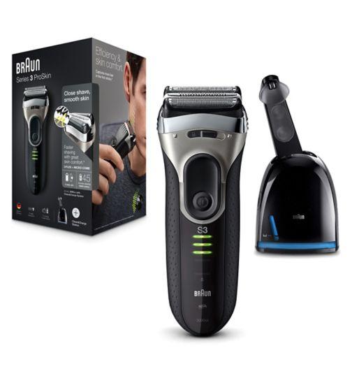 Braun Series 3 3090cc Foil Shaver