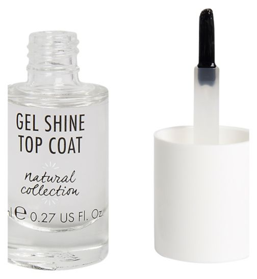 Natural Collection Gel Shine Top Coat
