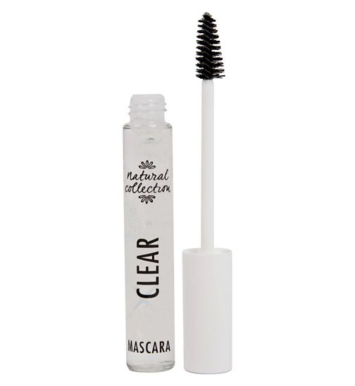 Natural Collection Clear Mascara