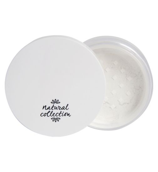 Natural Collection Translucent Powder