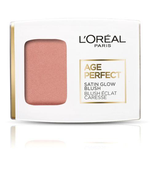 L'Oreal Paris Age Perfect Satin Glow Illuminating Blusher