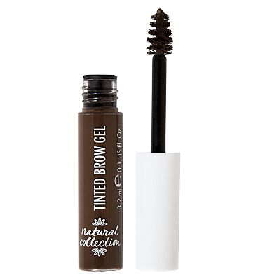Natural Collection Brow Gel Medium brown