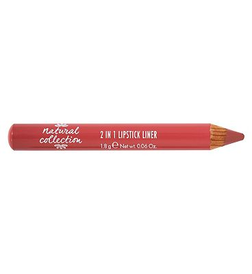 Natural Collection 2 in 1 Lipstick Liner Barely There