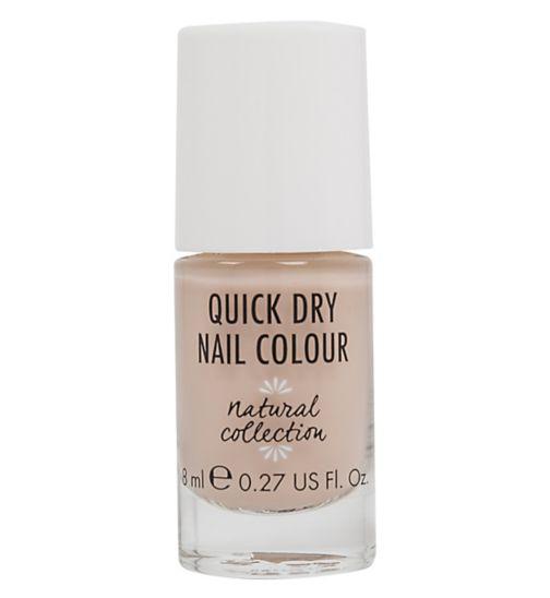 Natural Collection Quick Dry Nail Polish
