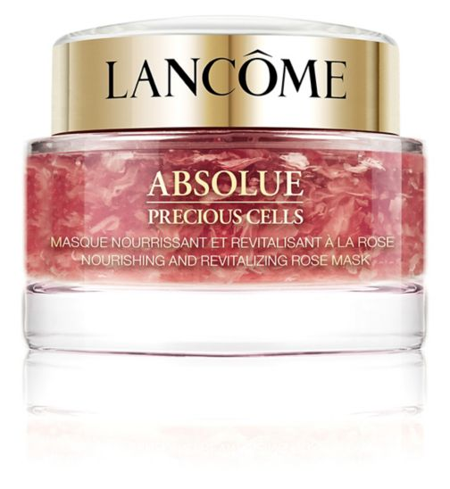 Lancôme ABSOLUE PRECIOUS CELLS ROSE MASK Nourishing and Revitalising Rose Mask