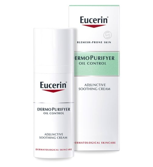 Eucerin Dermo purifyer adjunctive care 50ml