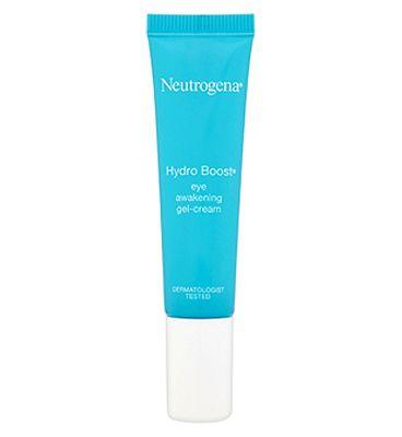 Neutrogena Hydro Boost eye awakening gel