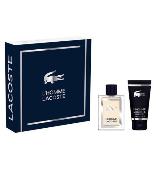 Lacoste L'Homme Eau de Toilette 100ml gift set