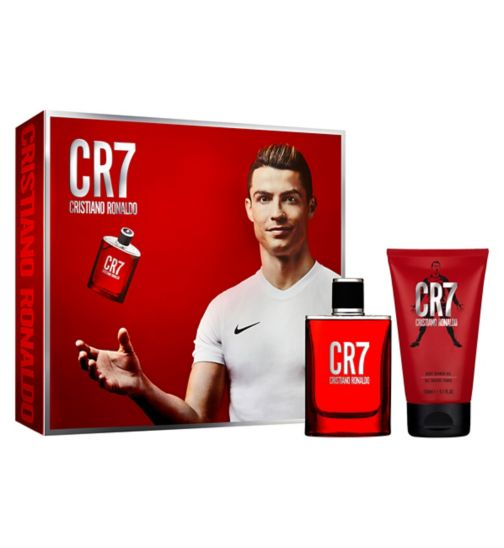 Cristiano Ronaldo CR7 eau de toilette 50ml Gift Set