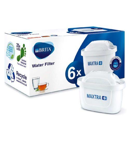 Brita Maxtra Plus – 6 Cartridges