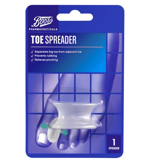 Boots Pharmaceuticals Toe Spreader