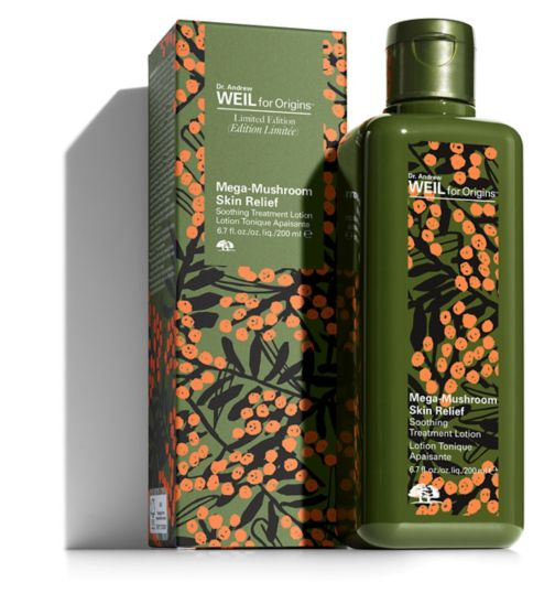Origins Dr. Weil Mega-Mushroom ™ Soothing Treatment Lotion Limited Edition Special Deco, 200ml
