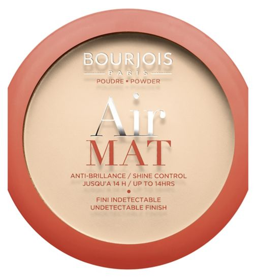 Bourjois Air Mat Pressed Powder