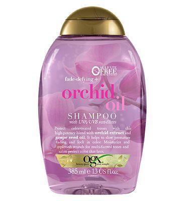 OGX Fade-Defying + Orchid Oil Shampoo 385ml
