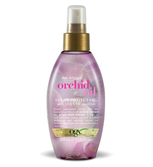 OGX Fade-Defying + Orchid Oil Color Protect Oil 118ml