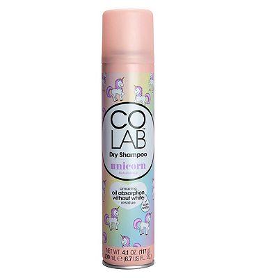Colab dry shampoo spray unicorn 200ml