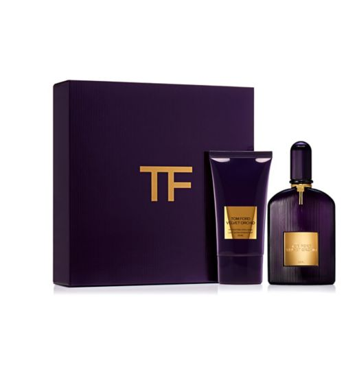 Tom Ford Velvet Orchid Eau de Parfum 50ml gift set