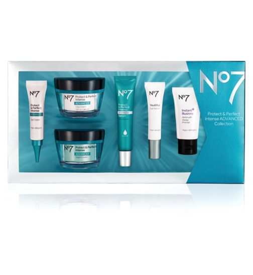 No7 Protect and Perfect Intense ADVANCED Collection