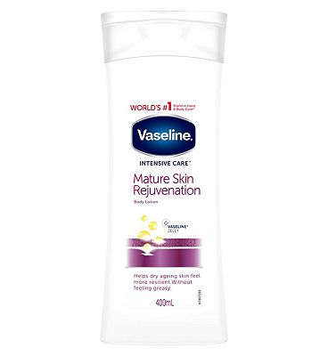 Vaseline Body Lotion Intensive Care Mature Skin Rejuvenation 400ml