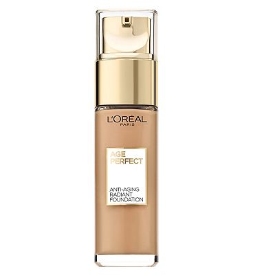 L'Oreal Paris Age Perfect Anti-Ageing Foundation 480 GOLDEN CAPPUCCIN