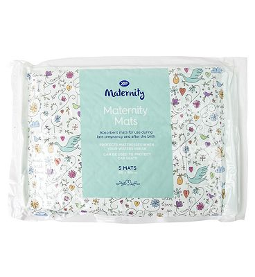 Boots Maternity Mats 1 x 5 packs