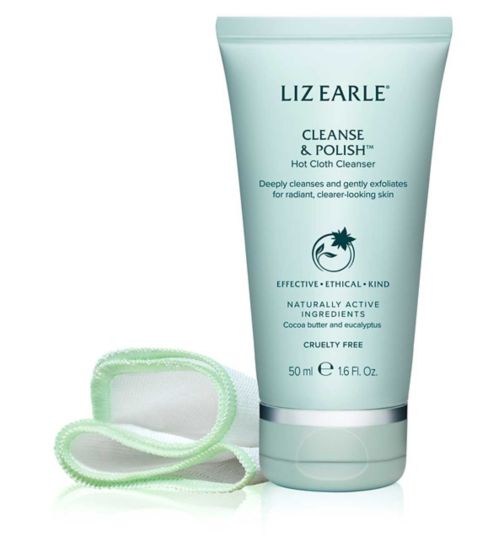 Liz Earle Cleanse & Polish Hot Cloth Cleanser 50ml