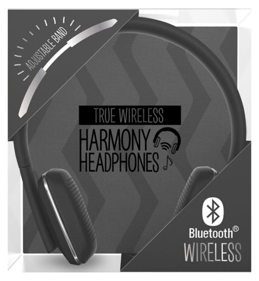 Harmony bluetooth wireless over-ear headphones pearl black 045e30d10274a