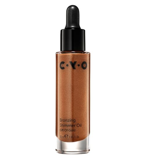 CYO Gift Of Gold Bronzing Shimmer Oil