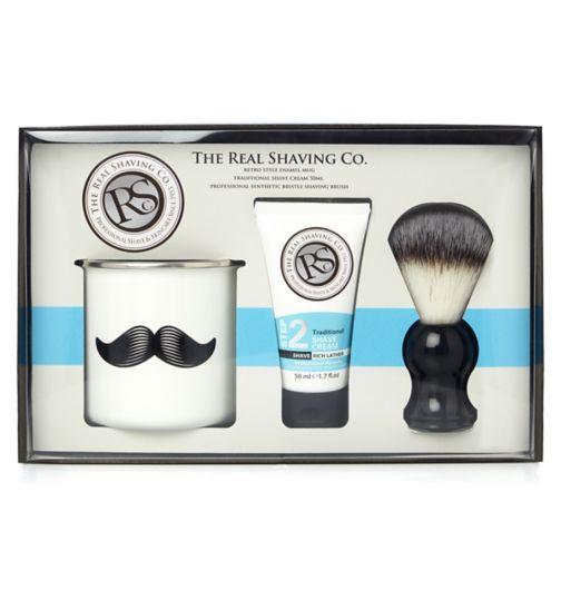 The Real Shaving Co. Barber Set