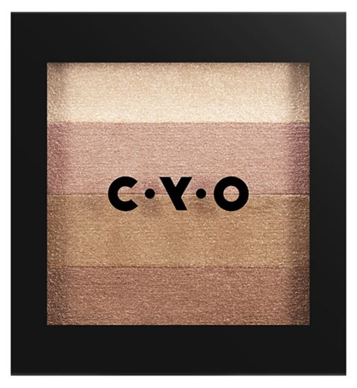 CYO Shimmer Switch Bronzing & Highlighting Palette - Lost in Space