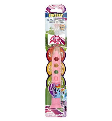 Firefly My Little Pony Ready To Go Toothbrush