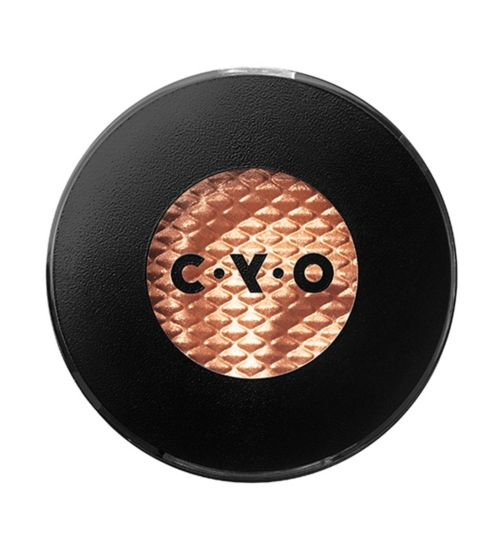 CYO Crush On Metal Metallic Eyeshadow
