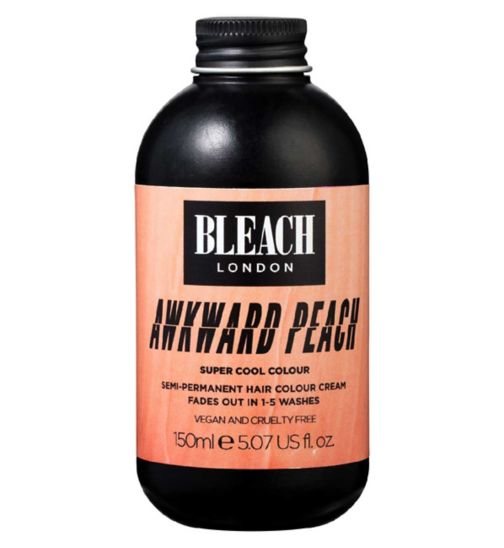 Bleach SCC Awkward Peach 150ml