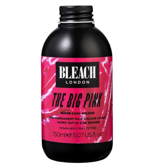 Bleach SCC The Big Pink 150ml