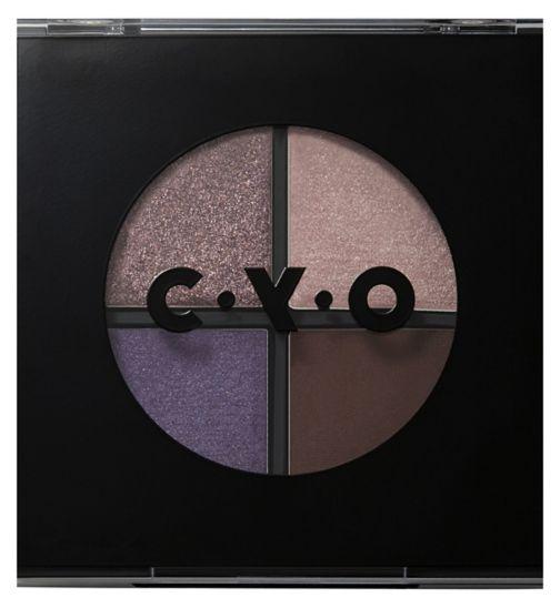 CYO All Four One Eyeshadow Quad