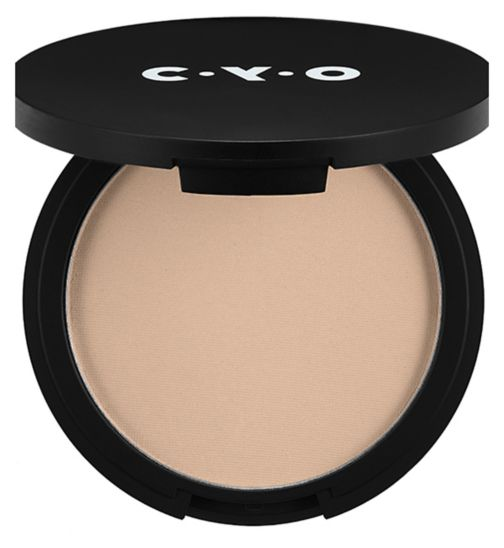 CYO Meet Your Matte Matte Pressed Powder