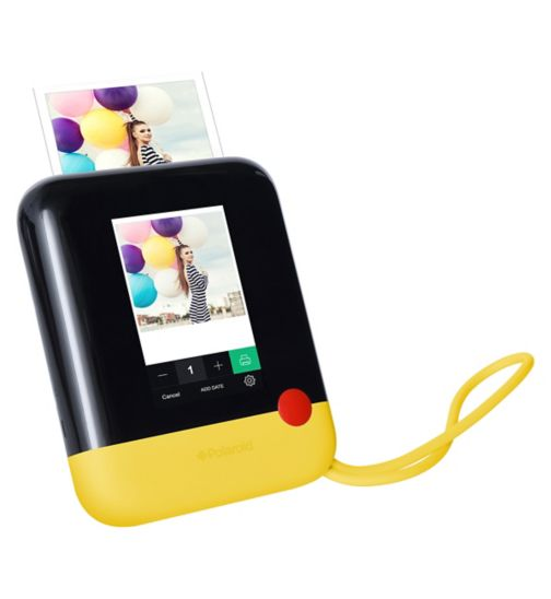 Polaroid Pop Instant Camera - Yellow