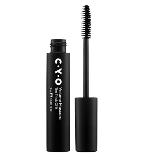 CYO The Thick Of It Volume Mascara