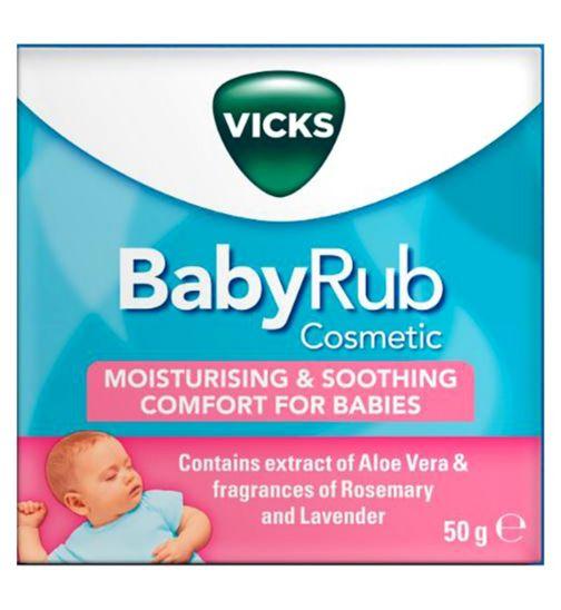 Vicks Baby Rub - 50g