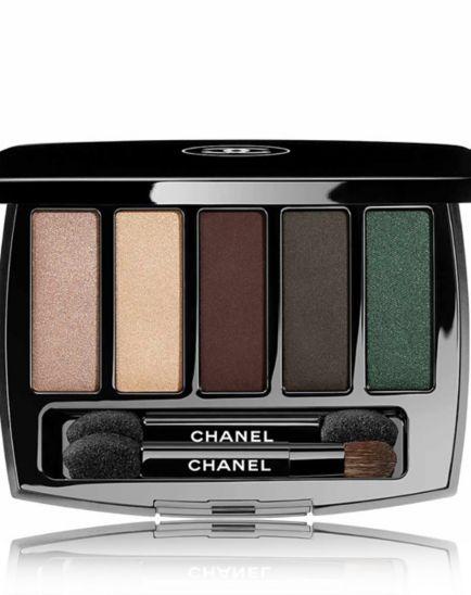 CHANEL TRAIT DE CARACTÈRE Eyeshadow Palette