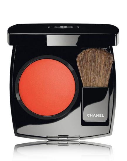 CHANEL JOUES CONTRASTE Powder Blush 380 So Close
