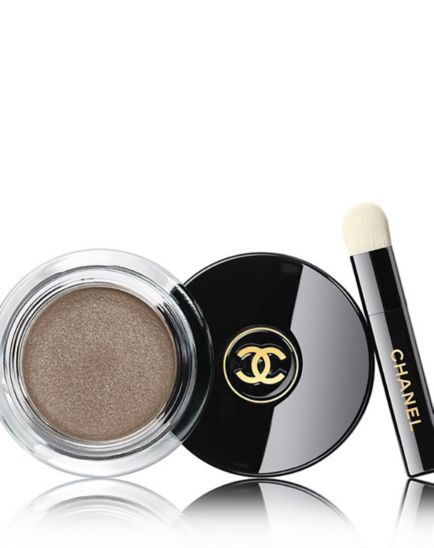 CHANEL OMBRE PREMIÈRE Longwear Cream Eyeshadow 822 Silver Screen