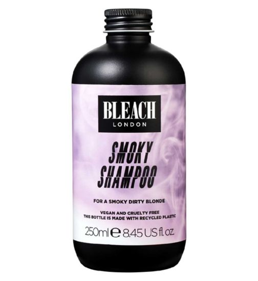 Bleach London smoky shampoo 250ml