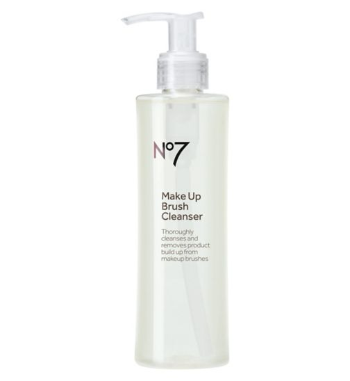 No7 Make Up Brush Cleanser 200ml